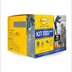 Kit Proyecto Protección de pisos: PINTUCOAT 516 1.5 galones